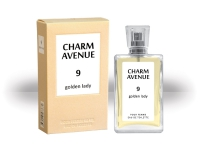 Charm Avenue №9 Golden Lady